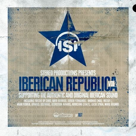 New release from Stereo Productions: Iberican Republica Vol. 2