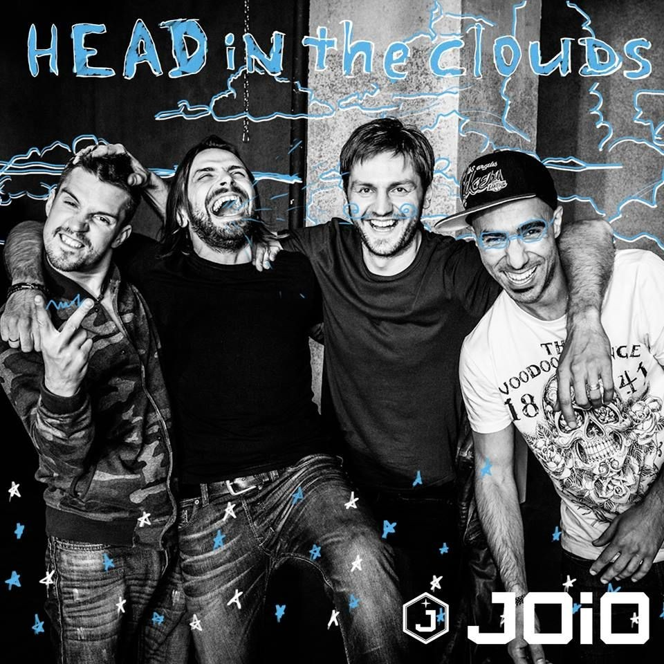 "New English-language album by JOiO ""Head In The Clouds""is out 18th March"