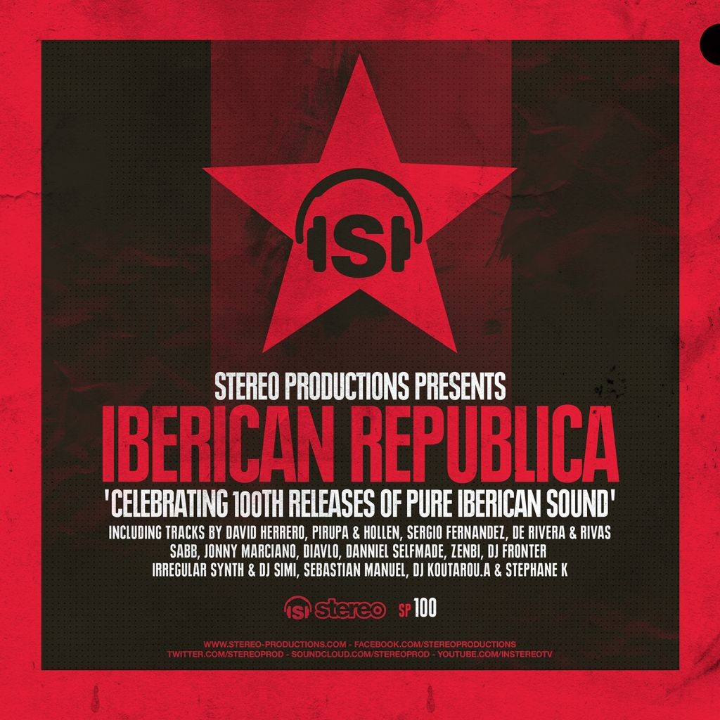 Новый релиз от Stereo Productions: IBERICAN REPUBLICA