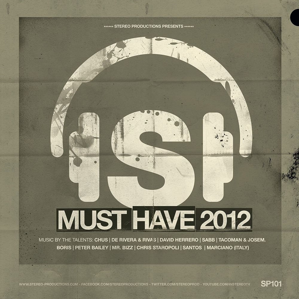 Новый релиз от Stereo Productions: MUST HAVE 2012