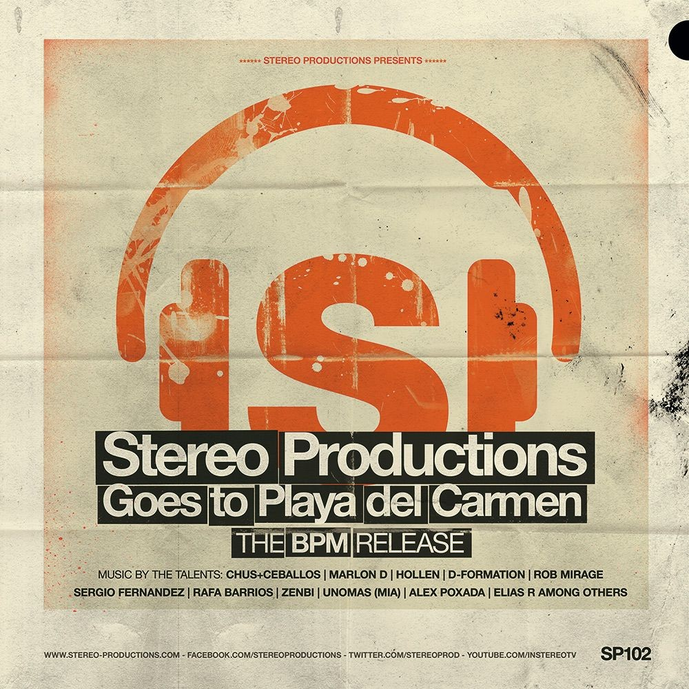 Новый релиз от Stereo Productions: Goes to Playa del Carmen