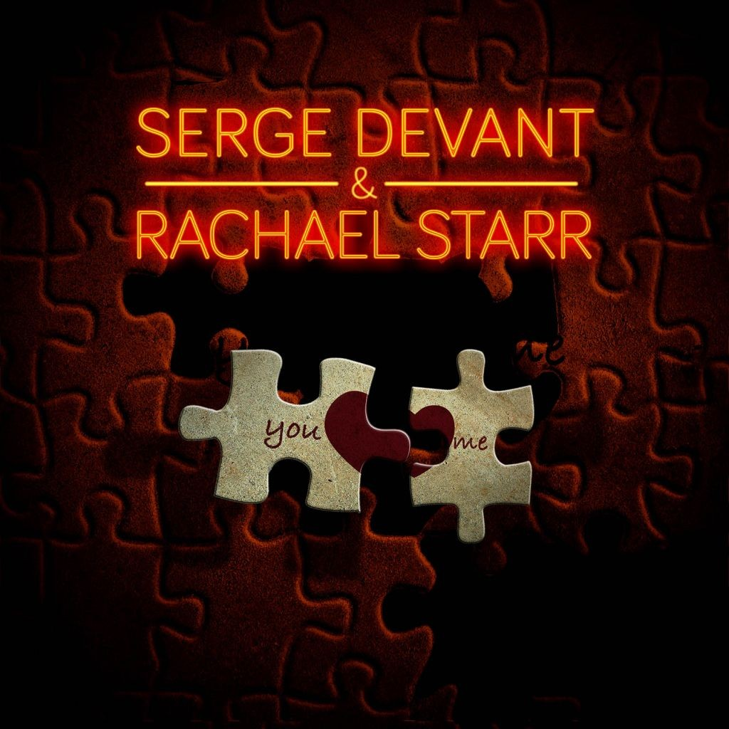 Новый сингл! Serge Devant & Rachael Starr - You And Me